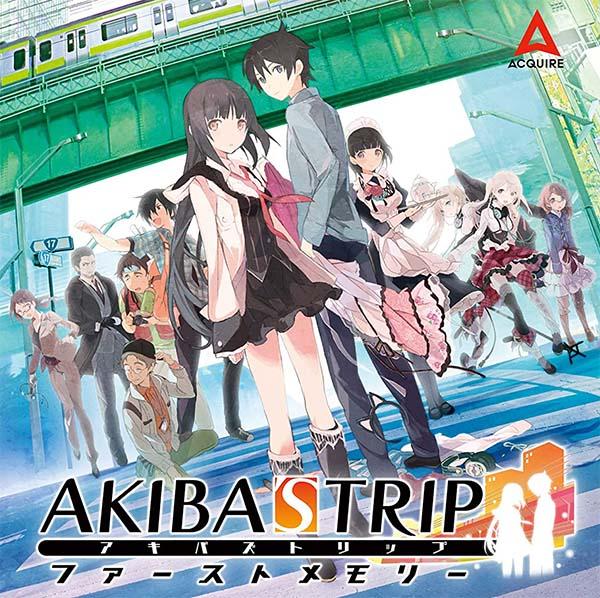「AKIBA'S TRIP ファーストメモリー」(アクワイア様)が発売されました。
